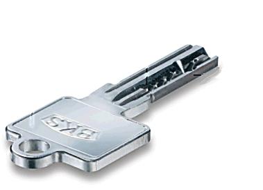Nachschlüssel für BKS System 5912 5900