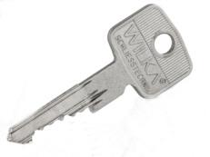 Nachschlüssel für Wilka C001-C999, S001-S999