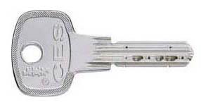 Nachschlüssel für CES-WSM - Anlagen RS001 bis 999